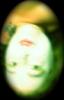 Mermaid Clown Upside Down