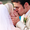 KrisKaty hot wedding kiss made by vanya_