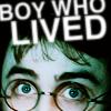 HP: Boy Who Lived