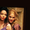 Ally: ANGEL - Darla and Dru