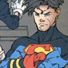 Conner (Kon-el) Kent: I CROSS MY ARMS AND POUT