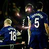 football - rio + scholesy, lights