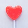 Heart lolly