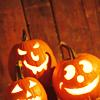 Jennifer: Halloween - 3 Pumpkins