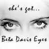 karaokegal: Beta Davis Eyes