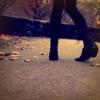 Sarah: walking