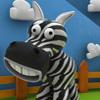 зебра в офигении