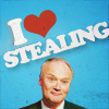 The Office: Creed is Stealing