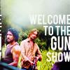 Gun show by iconseeyou