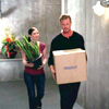 Mark and Lexie; Moving In