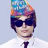 Elena: zac; happy birthday