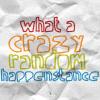 crazy random