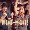 Adam Israel: Woohoo!