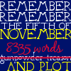 [remember the 5th of november]
