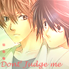 Kagome: Death Note - Don't Judge