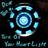Ith: Iron Man - Heart Light