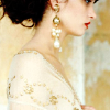 profile, jewels, talk