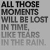 Memories Fade Away....