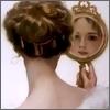 Дама с зеркалом