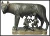 myth, lupa, roman
