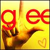 random: glee love!