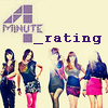4minute Rating