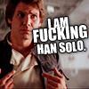 Vickie: Star Wars-Im Fucking Han Solo