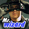 a rearranger of the proverbial bookshelf: Dean - Mr. Wizard