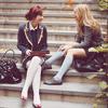 Gossip Girl; Blair & Serena