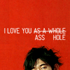 Miss Rii, wonderchild.: eita//loving you asshole