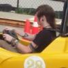Christofer Drew Ingle go carting :D