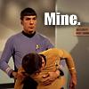 culf: Kirk belongs to Spock