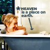 [ Meryl ] Heaven is a place on earth