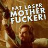 eat laser obiwan