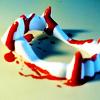 Stock||Bloody fangs