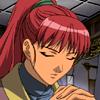 I am practicing my sighing Keiki!