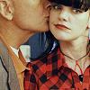 Stephanie: Kisses to Abby from Gibbs