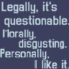 [Misc] Personally I like it