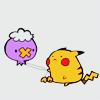 Pokemon- Tug tug