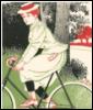 Continental Pneumatic bike poster