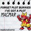 Writing: Plot Magmar