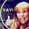 Carrie: Doctor Who: Donna Yay!
