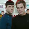 Kirk & Spock united