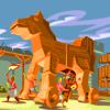 Clip Art -- Trojan Horse