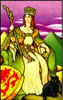 Королева посохов