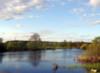 река, пейзаж, природа