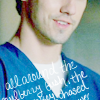 Peter Petrelli: scrubs and a smile