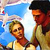 LadyofRohan87: Uncharted: Nate & Elena Sky/Seagulls
