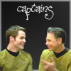 Star Trek XI - Pike & Kirk ~ Captains2