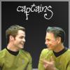 Star Trek XI - Pike & Kirk ~ Captains2